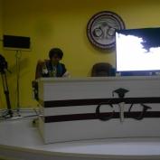 კინოკლუბი კავკასიის საერთაშორისო უნივერსიტეტში