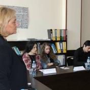 SMART STUDENTS-ის წამახალისებელი პროგრამა კავკასიის საერთაშორისო უნივერსიტეტში