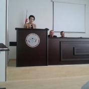 დიმიტრი ლორთქიფანიძე კავკასიის საერთაშორისო უნივერსიტეტის სტუდენტებს შეხვდა